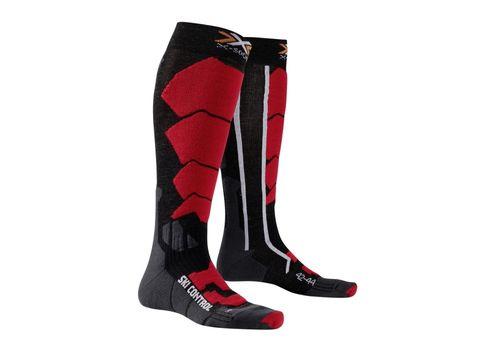 Термошкарпетки X-Socks Ski Control X60 Red/Black (X20409), фото 1