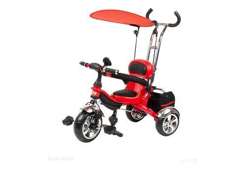 Велосипед 3-х колесний Mars Trike надувные колеса (красный), фото 1