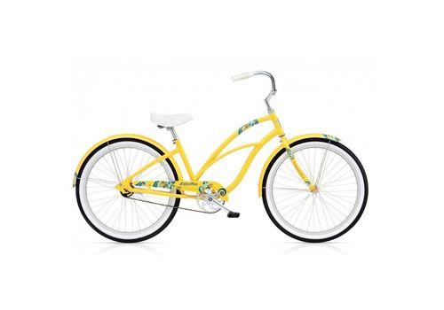 """Велосипед 26"""" Electra Coaster 1 (Alloy) Ladie sun yellow, фото 1"""