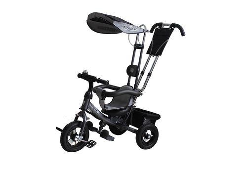Велосипед 3-х колесный Mini Trike, надувные колеса, графит  {LT950A графит}, фото 1