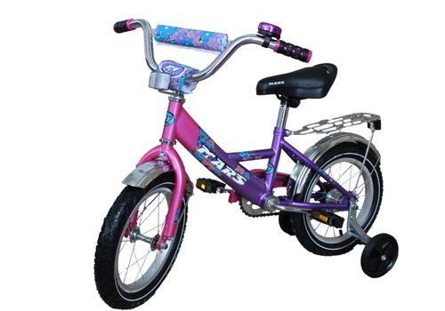 """Велосипед Марс 14"""" (розовый/фиолетовый), фото 1"""
