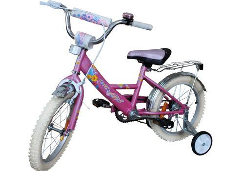 """Велосипед Mars 14"""" розовый {ВК 14"""" р}, фото 1"""