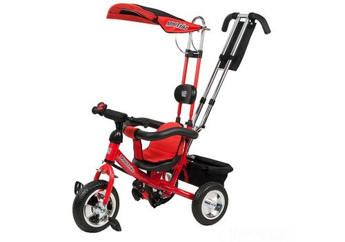 Велосипед 3-х колесний Mini Trike (красный), фото 1