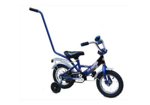 """Велосипед Марс 12"""" ручка+эксцентрик (синий/черный), фото 1"""