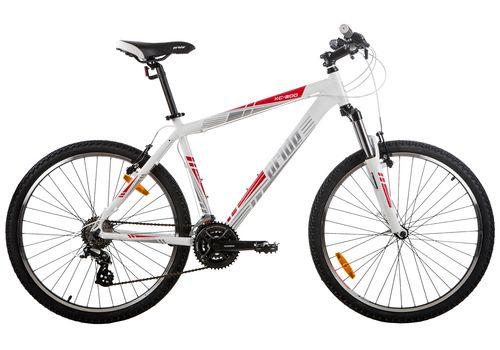 """Велосипед 26"""" Pride XC-200 2013 бело-красный, фото 1"""