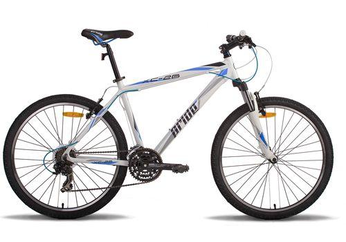 """Велосипед 26"""" Pride XC-26 2014 бело-синий, фото 1"""