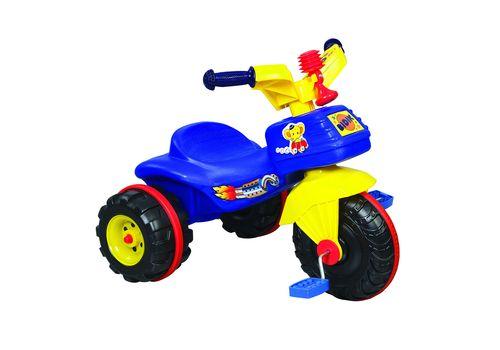 Велосипед 3-х кол. Бідік (колір синий та красный), фото 1