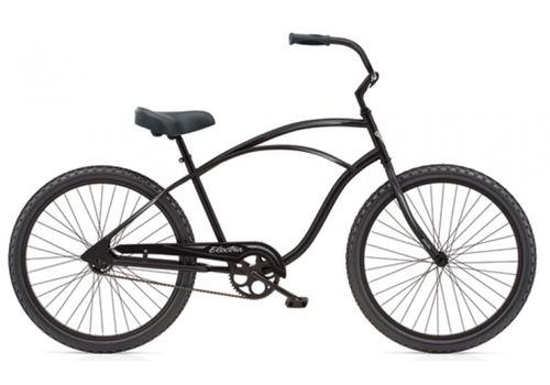 "Велосипед 26"" Electra Cruiser 1 Men's [ tall ] black satin, фото 1"