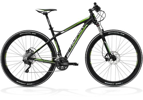 Велосипед Ghost SE 2950 black/white/green 2013, фото 1