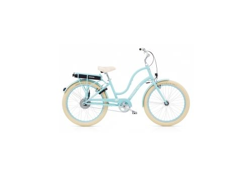 "Велосипед 26"" Electra Townie Balloon GO! Ladie sky blue, фото 1"