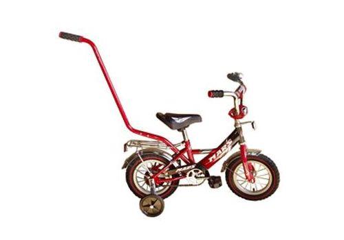 """Велосипед Марс 12"""" ручка+эксцентрик (красный/черный), фото 1"""