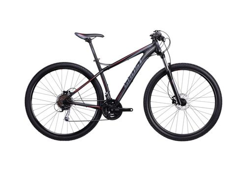 Велосипед Ghost SE 2919 black/grey/red 2014, фото 1