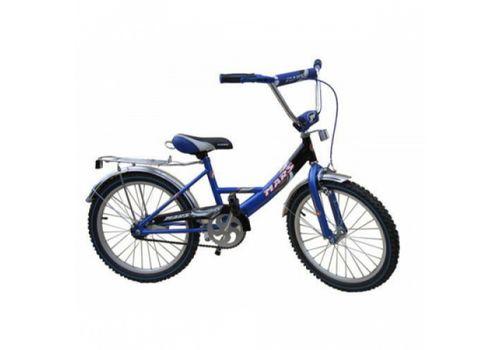 """Велосипед Марс 18"""" ручной тормоз+эксцентрик (синий/черный), фото 1"""