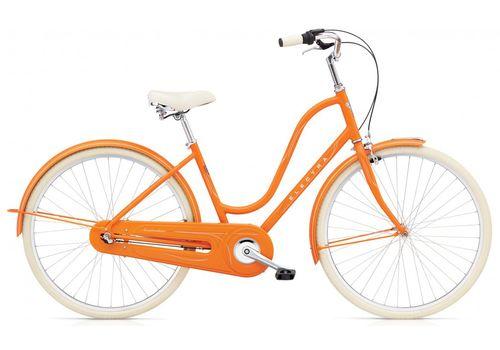 "Велосипед 28"" Electra Amsterdam Original 3i Al orange ladies, фото 1"