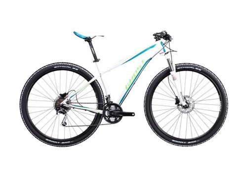 Велосипед Ghost SE 2930 white/green/blue 2014, фото 1