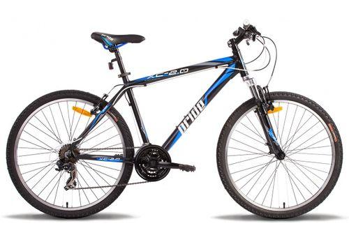 """Велосипед 26"""" Pride XC-2.0 2014 черно-синий матовый, фото 1"""