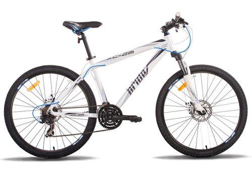 """Велосипед 26"""" Pride XC-26 Disk 2014 бело-черный, фото 1"""