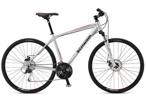 "Велосипед 28"" Schwinn Searcher 2 2014 matte silver, фото 1"