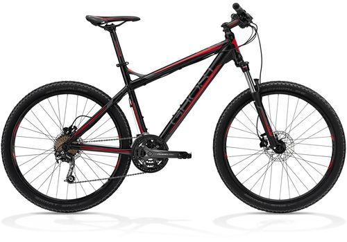 Велосипед Ghost SE 2000 black/grey/red 2013, фото 1