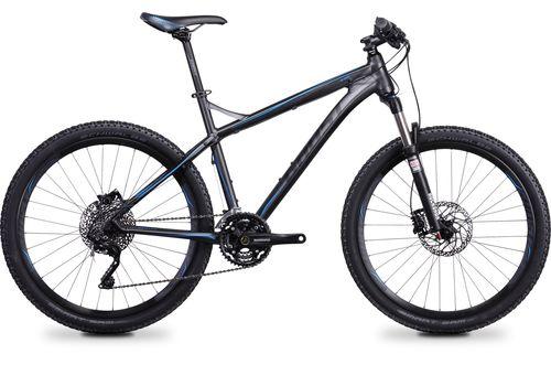 Велосипед Ghost SE 5000 dark grey/black/blue 2014, фото 1