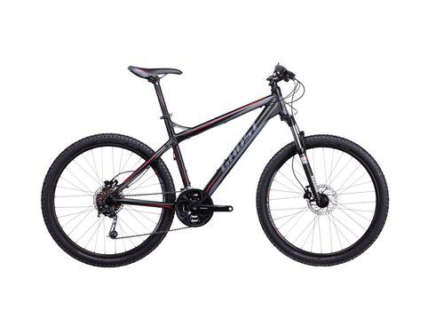 Велосипед Ghost SE 2000 black/grey/red 2014, фото 1