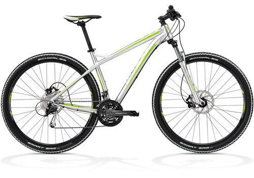 Велосипед Ghost SE 2920 light grey/grey/lime green 2013, фото 1