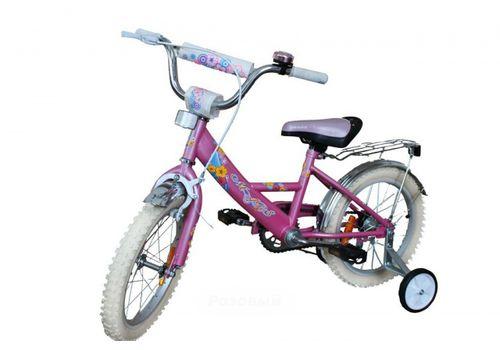 """Велосипед Марс 20"""" ручной тормоз+эксцентрик (розовый), фото 1"""