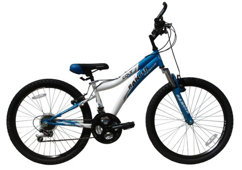 "Велосипед Ranger Colt Синий-белый (рама 13""), фото 1"