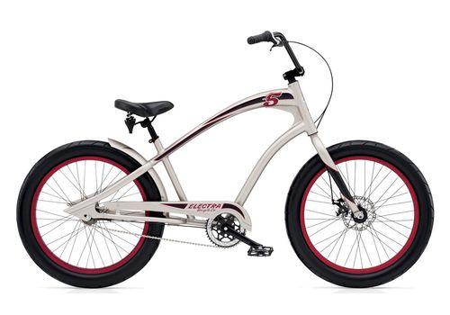 "Велосипед 24"" Electra Fast 5 3i Men's Matte Titanium (SKDU-28-42), фото 1"