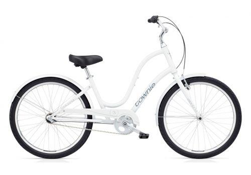 """Велосипед 26"""" Electra Townie Original 3i Ladies' White, фото 1"""