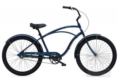 "Велосипед 26"" Electra Coaster 3i (Alloy) Men's atlantic blue, фото 1"
