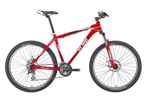 "Велосипед 26"" Pride XC-350 MD 2013 красн-бел. (диск механ), фото 1"