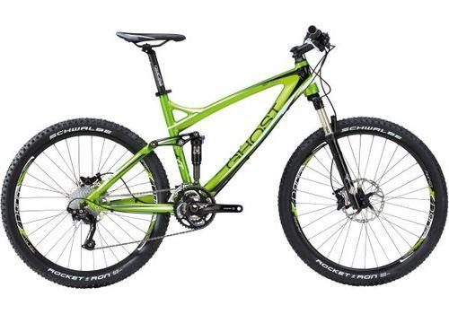 Велосипед Ghost RT Actinum 7500 green/black/white 2012, фото 1