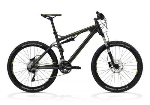 Велосипед Ghost ASX 5100 grey/black/lime 2013, фото 1