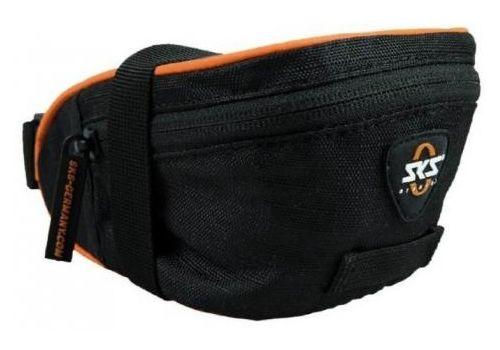 Подседельная сумка SKS Base Bag M крепление за рамки седла+подседел, черный, фото 1