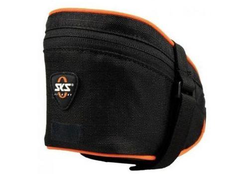 Подседельная сумка SKS Base Bag L крепление за рамки седла+подседел, черный, фото 1