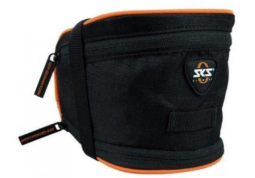 Подседельная сумка SKS Base Bag XL крепление за рамки седла+подседел, черный, фото 1