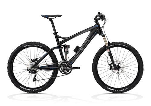 Велосипед Ghost AMR Lector 8500 E:I black/grey/grey-blue 2013, фото 1