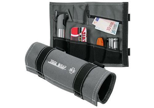 Сумка SKS Tool Wrap (органайзер для насоса, латок, ключей и т.д.) крепление на раму или багажник, фото 1