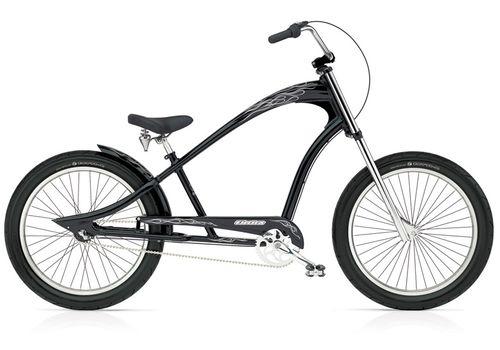 "Велосипед 24"" Electra Ghostrider 3i (Alloy) Men's Black (BIC-17-12), фото 1"