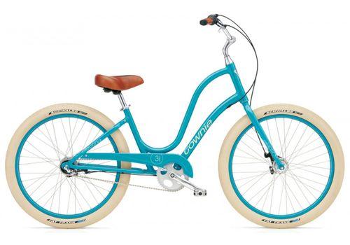 """Велосипед 26"""" Electra Townie Balloon 3i Ladies' Azure, фото 1"""