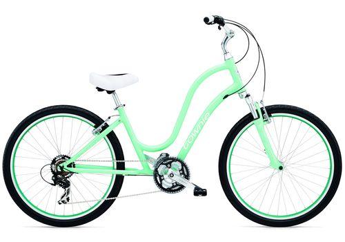 "Велосипед 26"" Electra Townie Original 21D Ladies' Wintermint (BIC-18-89), фото 1"
