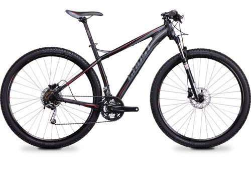 Велосипед Ghost SE 2930 black/grey/red 2014, фото 1
