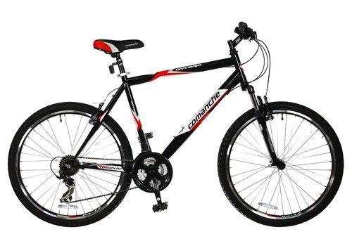 Велосипед Comanche Ontario Черный-красный, фото 1