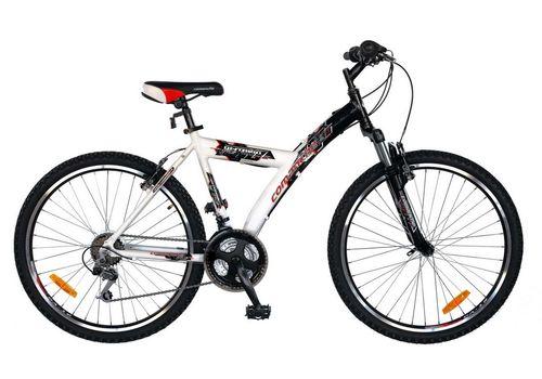Велосипед Comanche Ontario Fly  Черный-белый, фото 1