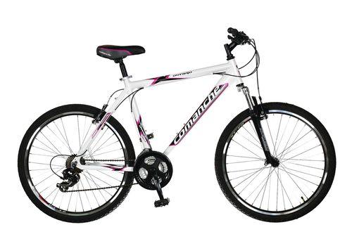 Велосипед Comanche Ontario Sport Белый-фиолетовый, фото 1
