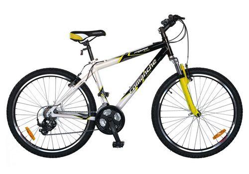Велосипед Comanche Prairie Comp Желтый-черный, фото 1
