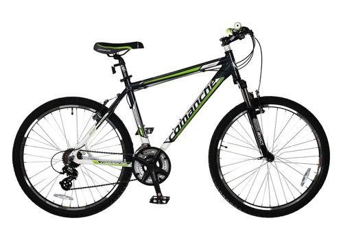 """Велосипед Comanche Niagara Черный-зеленый-белый (рама 19""""), фото 1"""