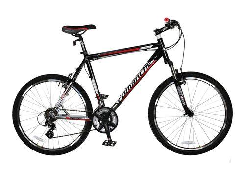 Велосипед Comanche Niagara Черный-красный-серебристый, фото 1