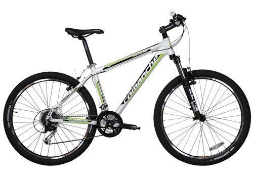 "Велосипед Comanche Hurricane Белый-зеленый (рама 20,5""), фото 1"